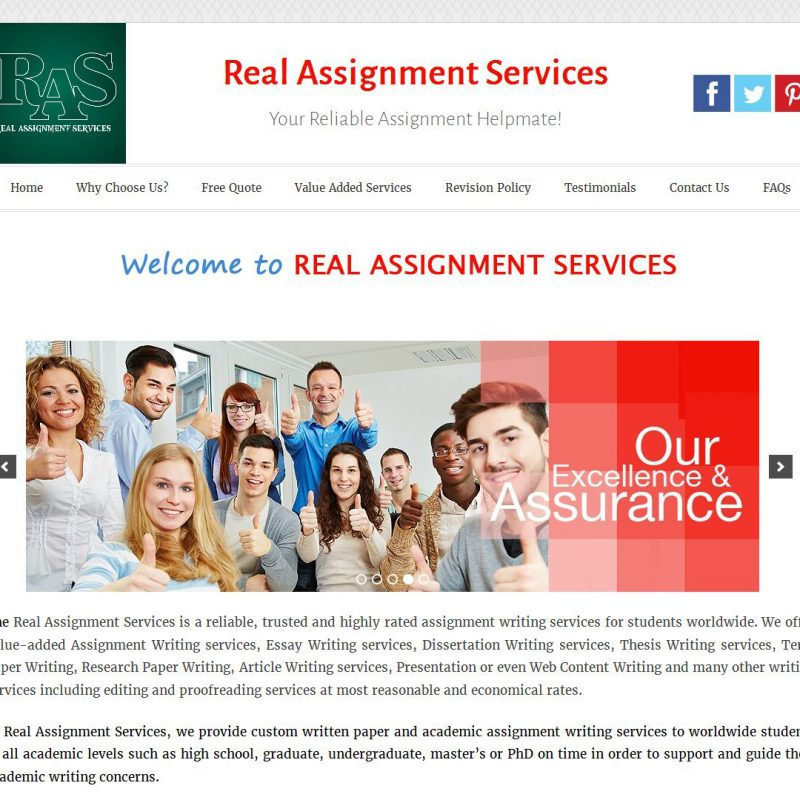 real assignment services featured image